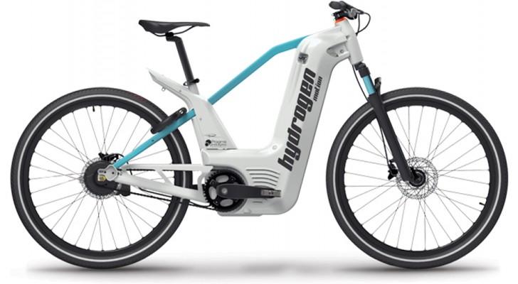 100 km con un pieno e 2 minuti per ricaricarla: arriva l'e-bike VERAMENTE a impatto zero