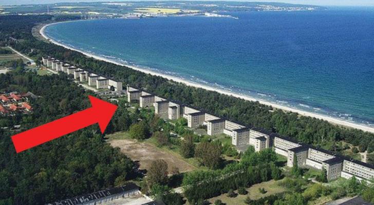 10 duizend kamers maar geen enkele gast in 70 jaar: de geschiedenis van het door de nazi's gebouwde spookhotel