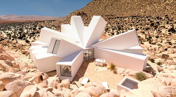 Container che diventano case da sogno: ecco il geniale progetto