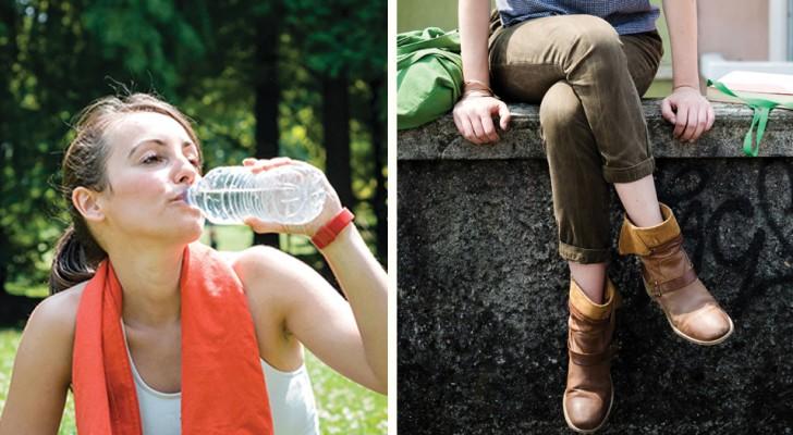 10 abitudini apparentemente innocue che potrebbero essere dannose per la nostra salute