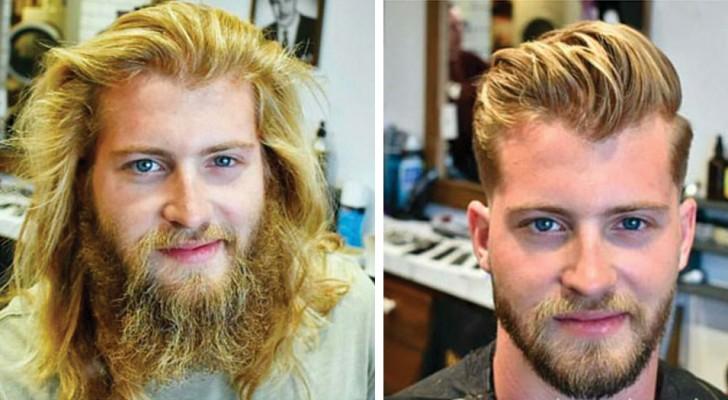 30 foto's waaruit blijkt dat naar de kapper gaan veel beter is dan plastische chirurgie