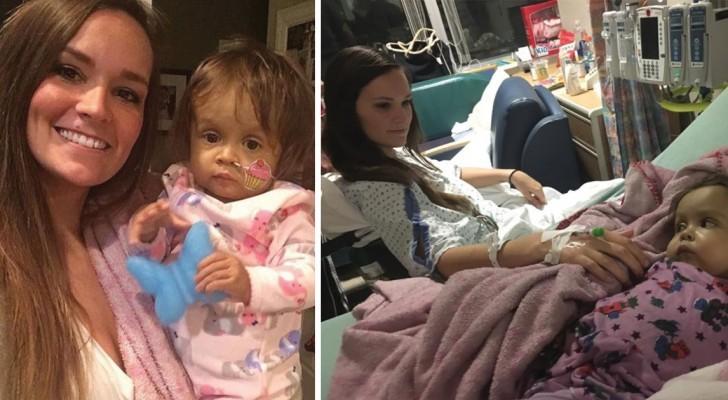 Sie war zwei Wochen lang Babysitterin: die Geste dieses Mädchens hat die Welt bewegt