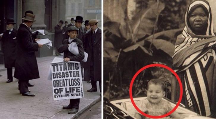 22 foto storiche che vi riveleranno momenti indimenticabili