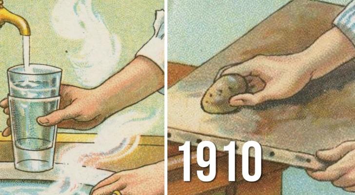 25 astuces qui ont plus d'un siècle, mais qui sont encore incroyablement utiles