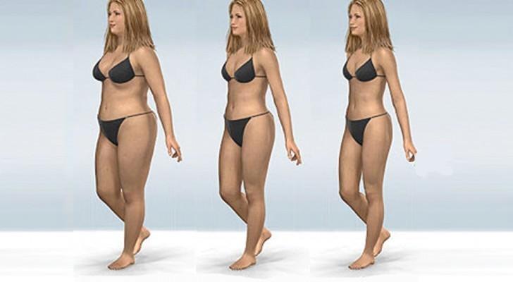 5 alimenti da evitare quando si vuole perdere peso