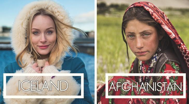 Deze fotografe heeft meer dan 60 landen bezocht om onze manier van kijken naar schoonheid te veranderen