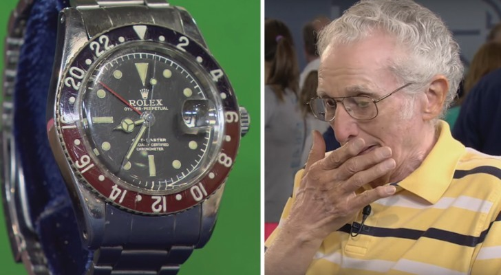 Fa valutare un Rolex acquistato nel 1960: ciò che gli rivela l'esperto lo lascia senza parole