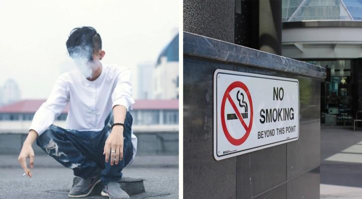 Un'azienda giapponese dà 6 giorni di ferie in più a chi non fuma per compensare le pause sigaretta