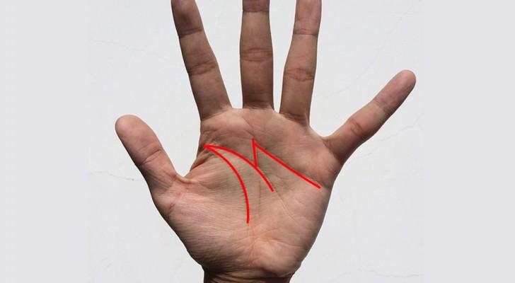 Avere la 'M' sul palmo della mano ha un importante significato: se ce l'hai, leggi qui