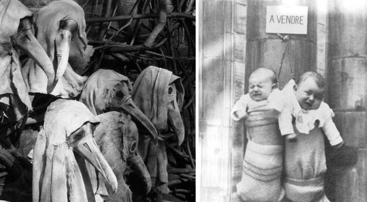 21 photos qui vous feront connaître les détails de l'histoire que vous ne connaissez pas encore