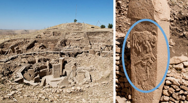 De ontdekking van deze ommenabij elfduizend jaar oude tempel zet de geschiedenis van de Steentijd op zijn kop