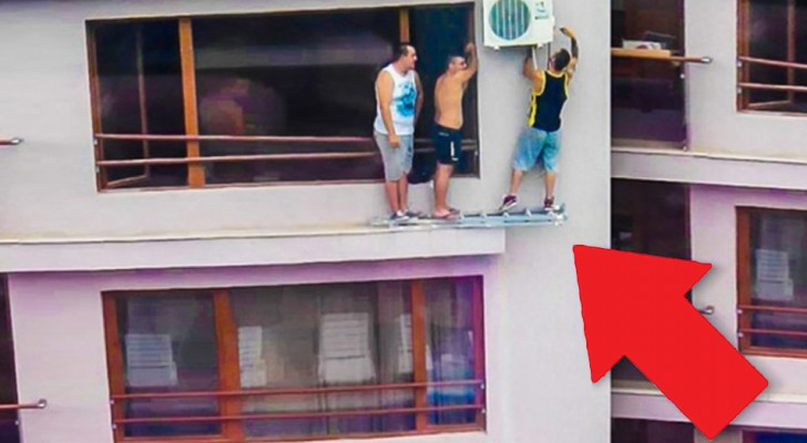 If you wonder why women live longer than men you should take a look at these photos ...