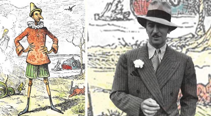 Toen Walt disney een film wilde maken van Pinokkio wilde hij deze scene er niet in hebben