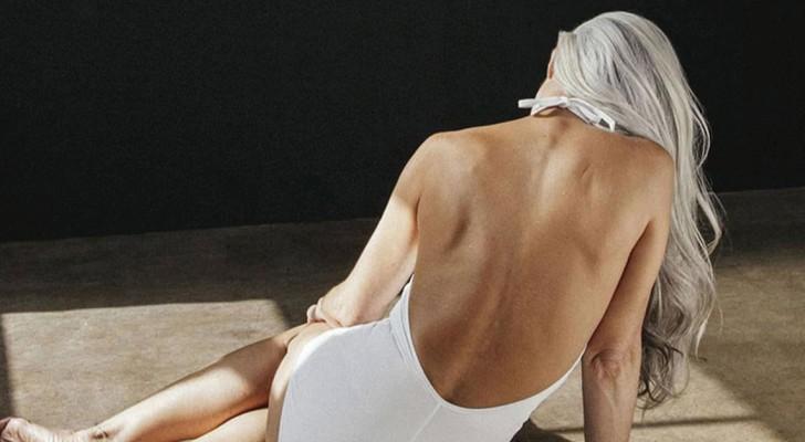 As fotos em roupa de banho desta mulher estão famosas no mundo todo, entenda o porquê!