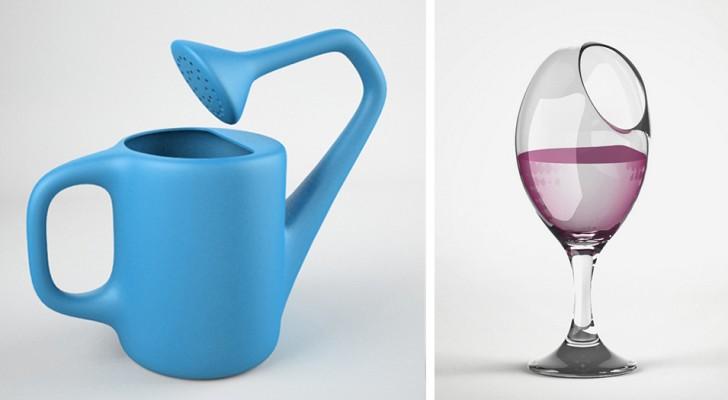 Cette créatrice a conçu une collection GÉNIALE d'objets parfaitement inutiles