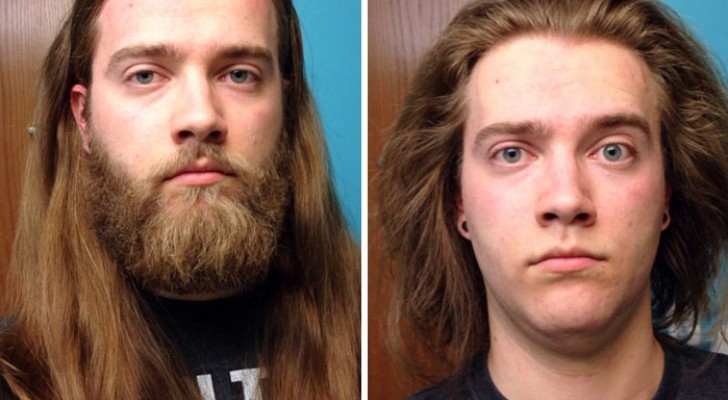 Avec et sans barbe: 16 images d'hommes complètement transformés après s'être rasés