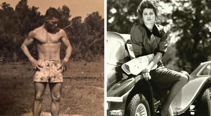21 foto's van grootouders die laten zien hoe hun fotoalbum van ongeëvenaarde schoonheid is