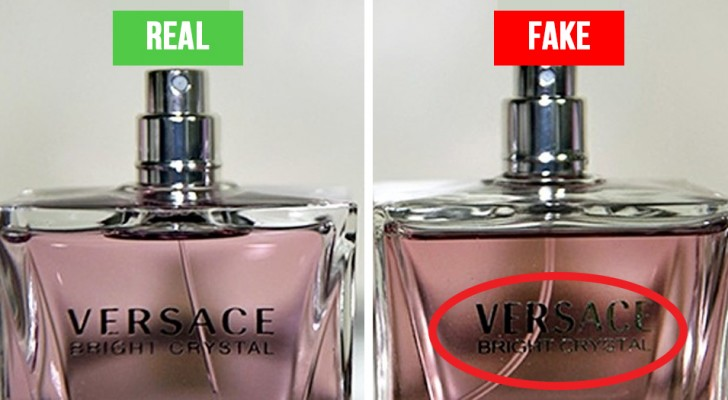 8 useful clues to discover if the designer perfume you are about to buy is a fake!