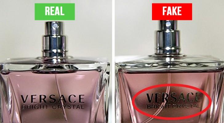 8 utiles pistas para descubrir si el perfume de marca que estan por comprar es uno falso