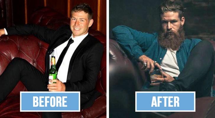 15 Fotos die dich davon abhalten werden, dir den Bart abzurasieren