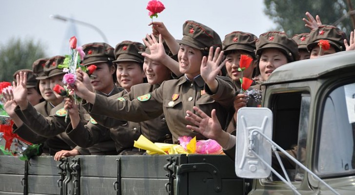 10 cose possibili SOLO in Corea del Nord