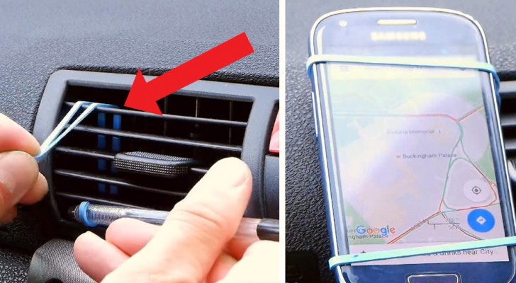 14 hacks for your car that you will find really useful