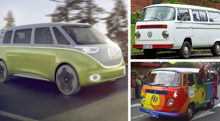 Volkswagen reprend la production du légendaire van hippie: le nouveau modèle est prévu pour 2022