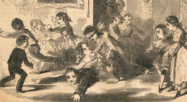 Os brisés, peau brûlée et contes fantomatiques: c'est ainsi qu'était le dîner de Noël à l'époque victorienne