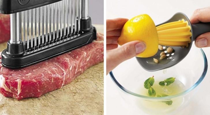 22 Erfindungen für die Küche, für alle, die man nicht vom Herd fern halten kann