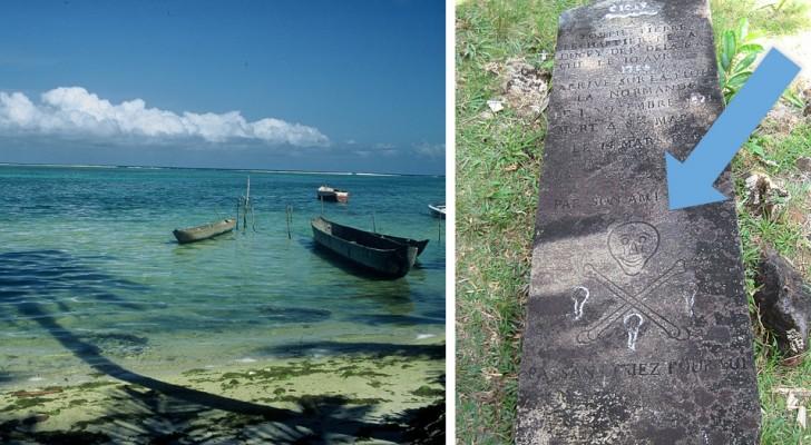 Op dit prachtige eiland in Madagaskar bevindt zich de enige bij ons bekende piratenbegraafplaats