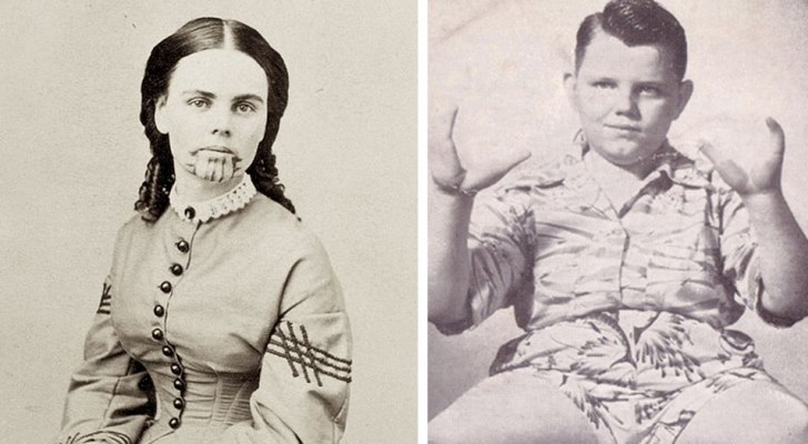 8 real people who lived truly out of the ordinary lives!