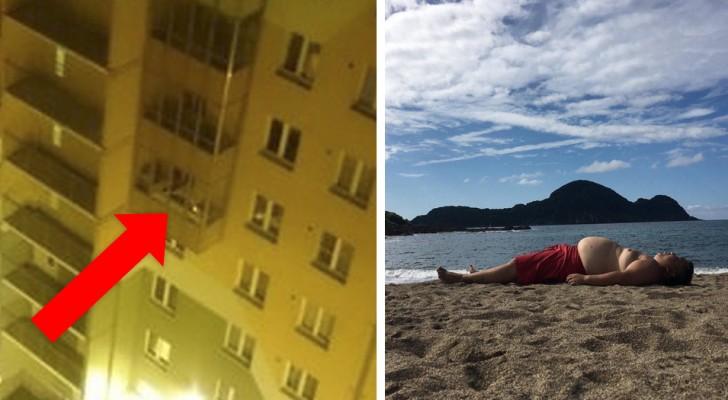 16 fotografie scattate per dimostrare che non si stavano dicendo bugie