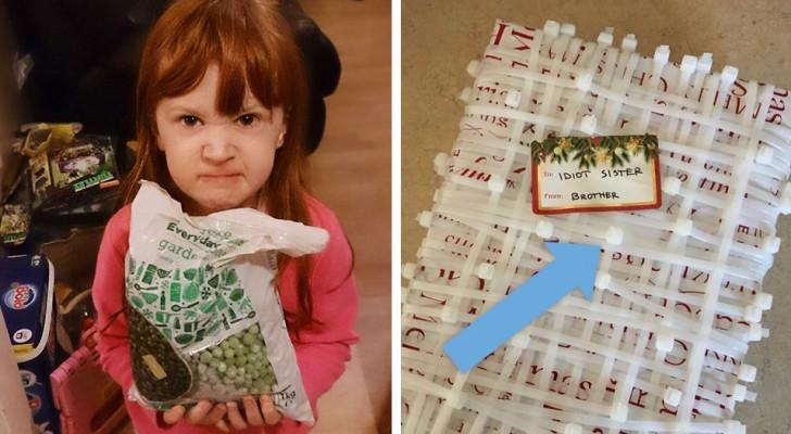 22 persone che hanno sfruttato il Natale per fare scherzi spietati ad amici e parenti