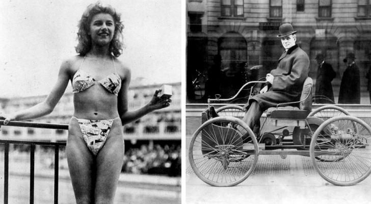 16 Fotos, die die Geburtsstunde einiger fantastischer Erfindungen dokumentieren