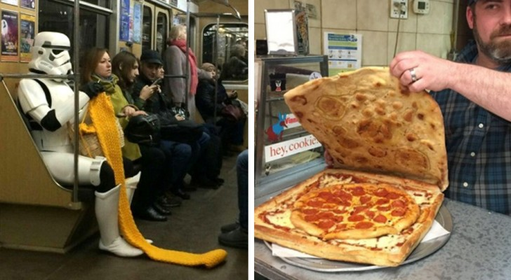 These 23 images prove that in the world ANYTHING is possible!