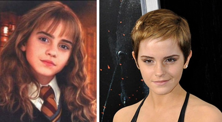 "Here is how the actors in the ""Harry Potter"" films appear many years later"