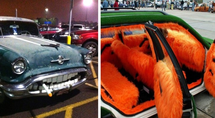 Here are some of the most absurd cars ever seen on the road