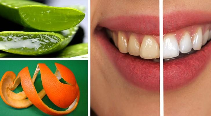 6 natürliche Wege, um Verfärbungen an den Zähnen los zu werden