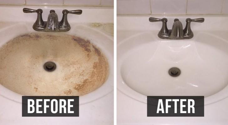 12 astuces de nettoyage incroyables pour vous faire conomiser du temps et de l 39 argent. Black Bedroom Furniture Sets. Home Design Ideas