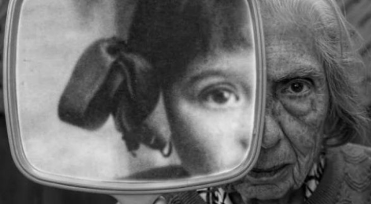Um homem começa a fotografar a sua mãe de 90 anos: este é o resultado
