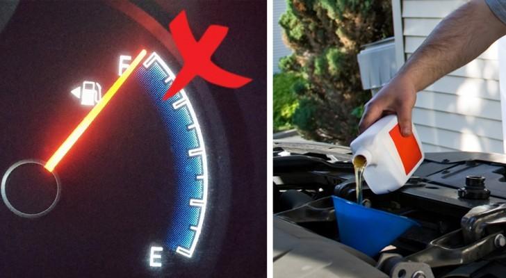 7 Gewohnheiten, die man sofort aufgeben sollte, um sein Auto nicht zu beschädigen