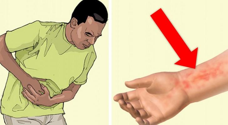 6 signalen die onze lever ons stuurt wanneer het niet goed functioneert