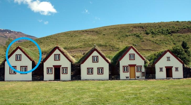 Per quale motivo gli islandesi ricoprono i tetti delle loro case di torba?
