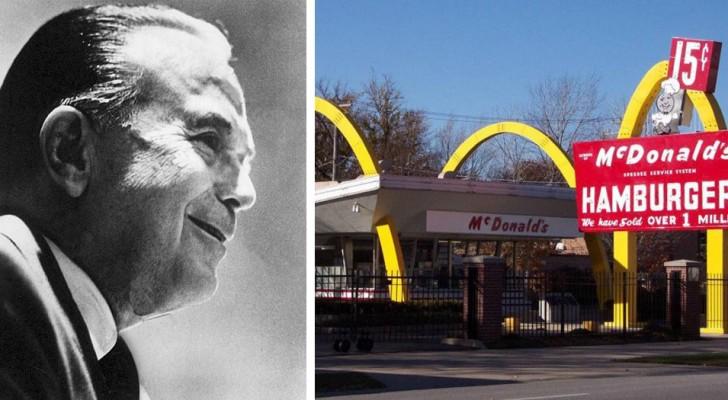 Wie entstand McDonald's und wer war der Mann, der die Kette groß machte