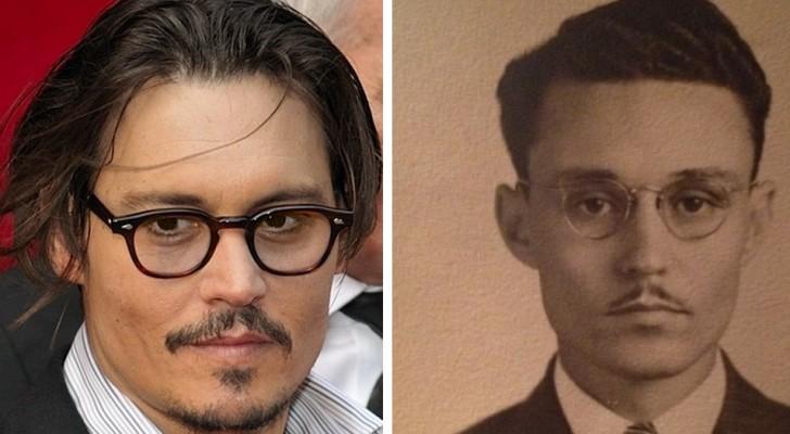 11 ressemblances surréalistes avec certains personnages célèbres de notre époque