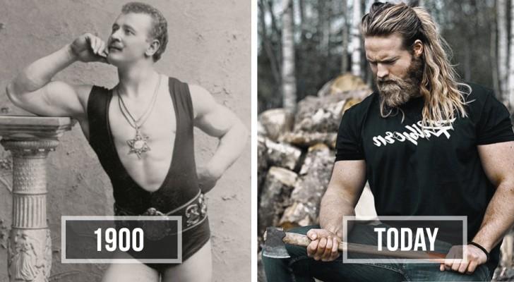Dal 1900 a oggi: ecco come sono cambiati gli standard di bellezza maschili