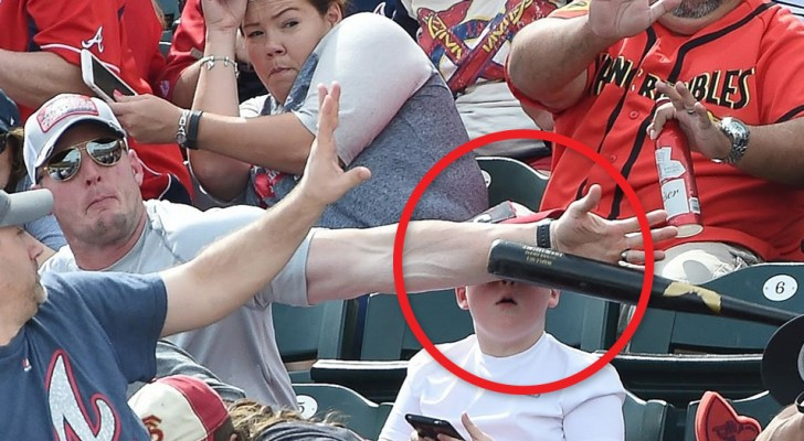 15 super-dads who have saved their children from a catastrophe thanks to their reflexes!