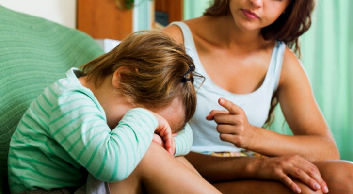 Was man zu einem Kind sagt wenn es weint, kann sein ganzes Leben beeinflussen