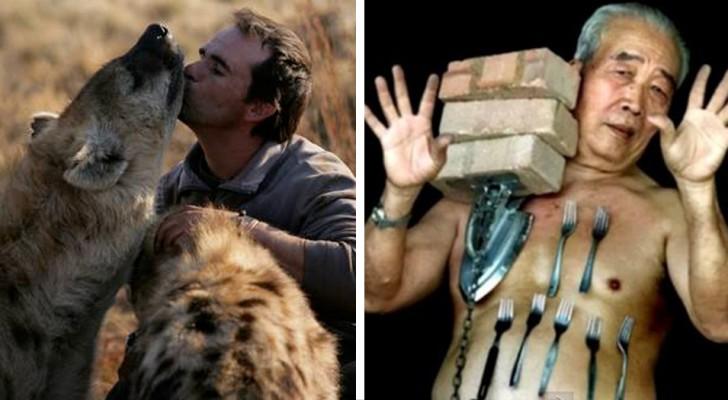 8 persone reali divenute famose per i loro superpoteri