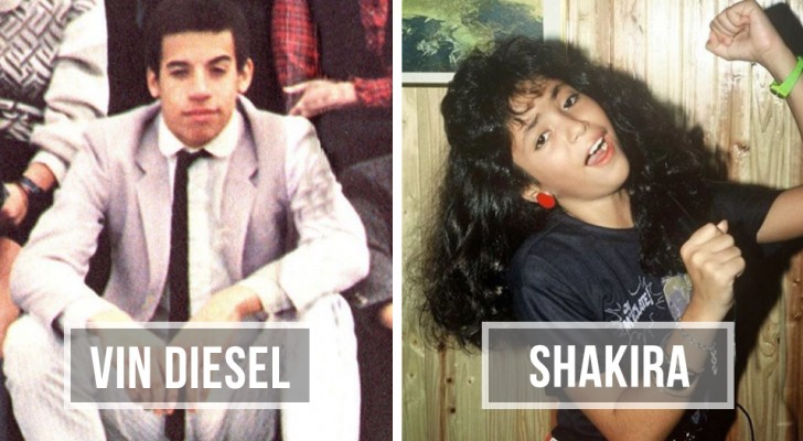 18 images that reveal how some famous people looked in their youth!